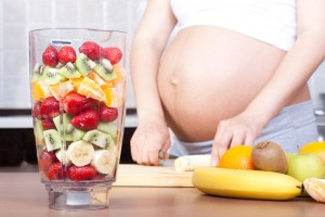 food pregnant
