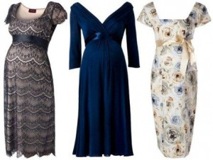 Elegant Pregnancy Dresses