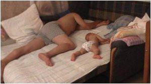 father-baby-sleep