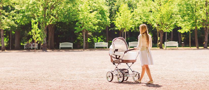 mom-pushing-baby-in-stroller